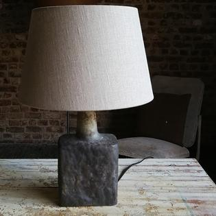 Ceramic vintage table lamp, Mobach