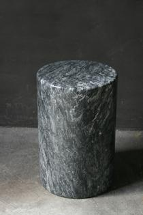 Grey marble object