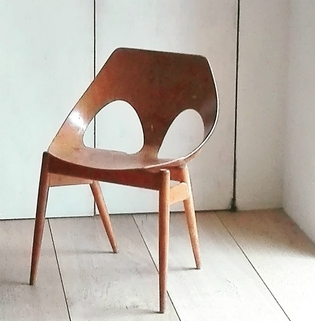 Jason chair by Carl Jacobs for Kandya, uk