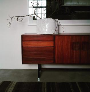 Sideboard in teak by Fristho
